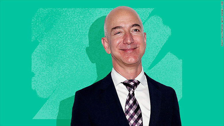 Jeff Bezos contact