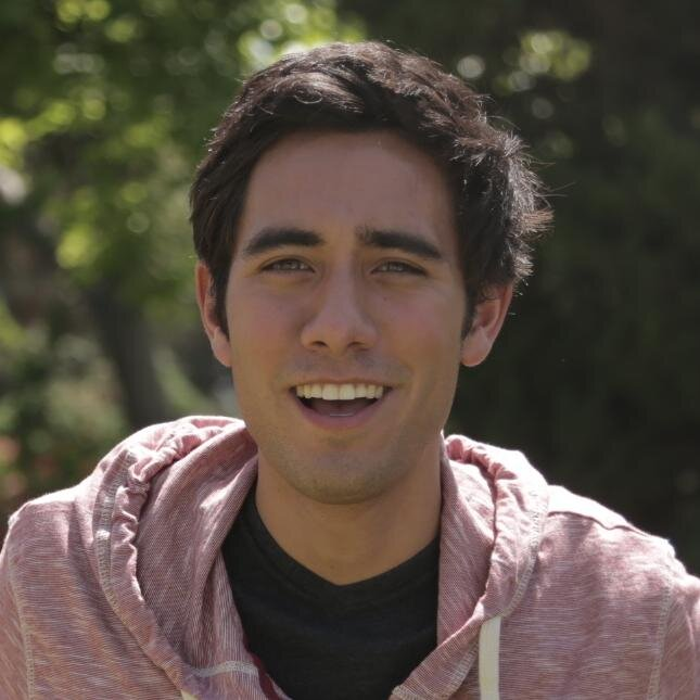 Zach King contact details