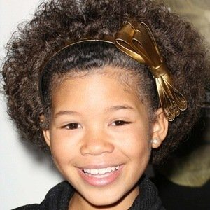 Storm Reid telephone number, email id, home address